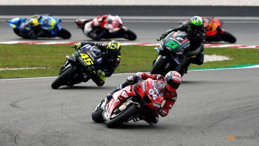 Motorcycling: Malaysian MotoGP testing cancelled due to pandemic