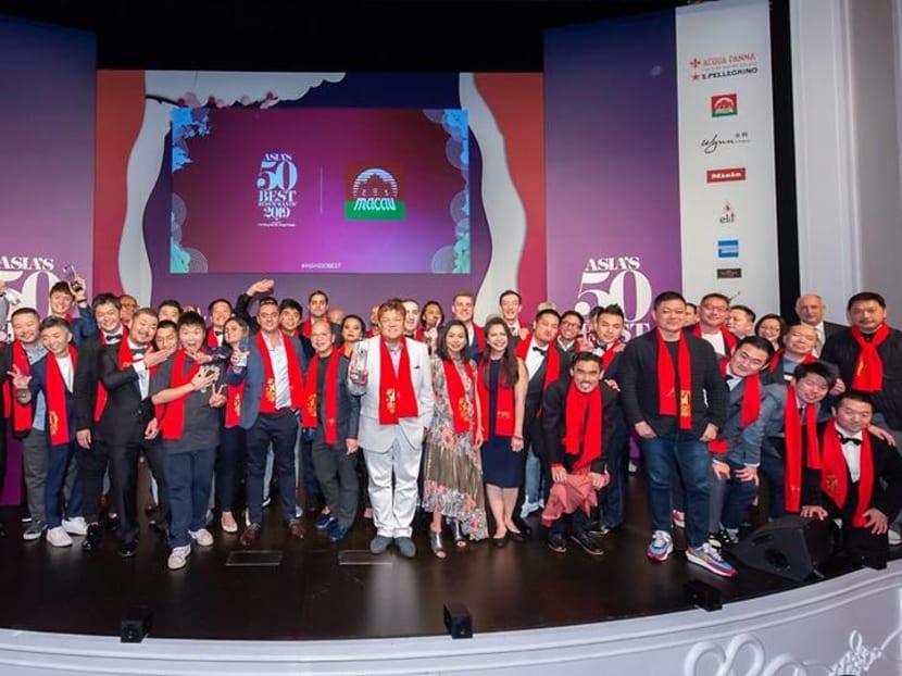 Asia's 50 Best Restaurants 2019: Odette tops the list and 6 other Singaporean restaurants honoured