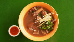 Don't fancy herbal mutton soup? This Teochew-style version in Bukit Timah will change your mind
