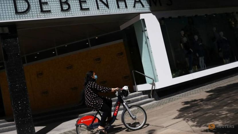 Britain's Debenhams to cut 2,500 jobs: The Sun