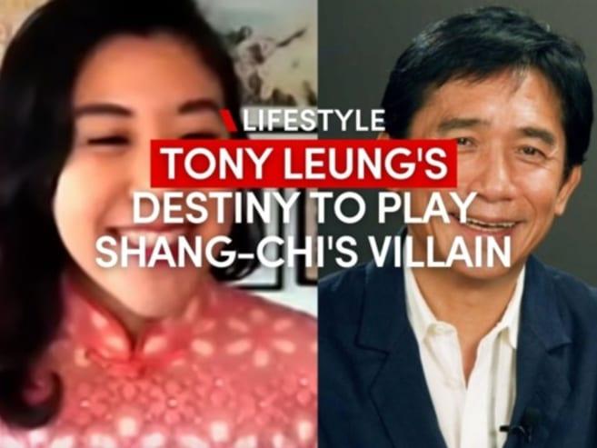 Tony Leung's destiny to play Shang-Chi's villain | CNA Lifestyle