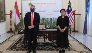 Indonesia, Malaysia to work on proposed travel corridor: Foreign ministers