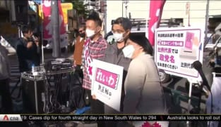 Japan's opposition parties unite to challenge LDP at upcoming polls | Video