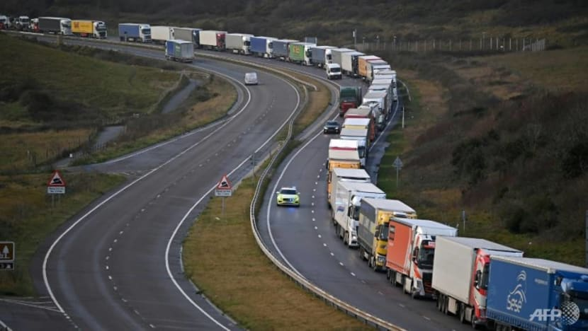 Brexit sparks fears of disrupted food, drug supplies