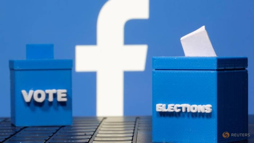 Facebook extends ban on US political ads for another month