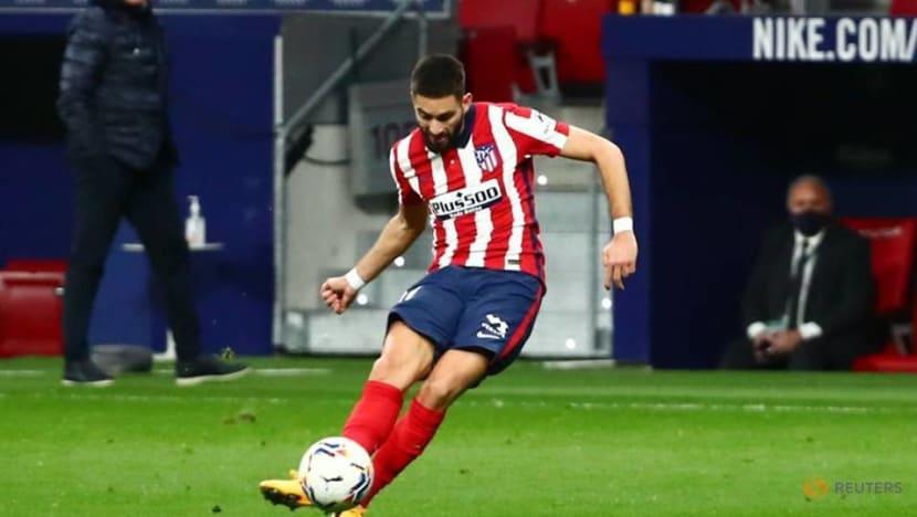Football: Carrasco strike ends Atletico's 10-year wait to beat Barcelona