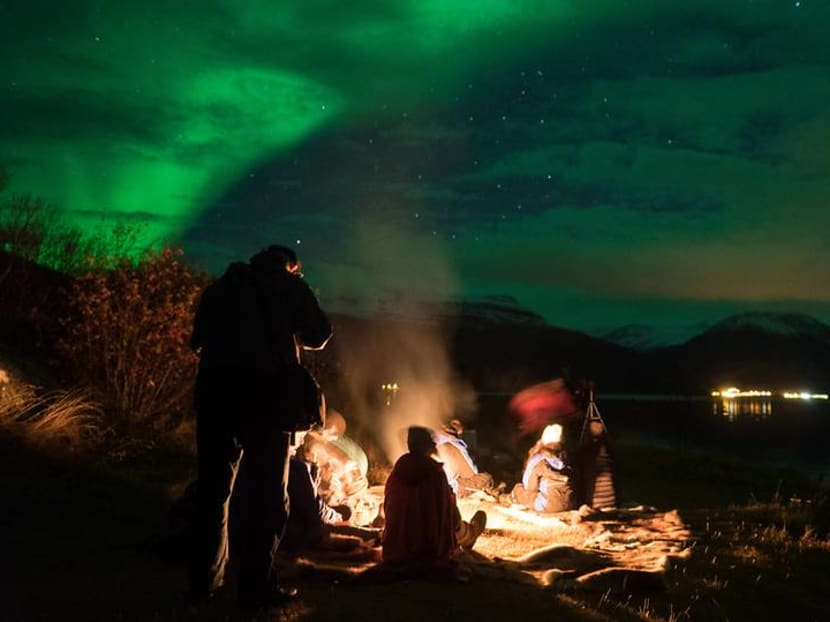 Northern Lights with a side of Michelin stars in Norway