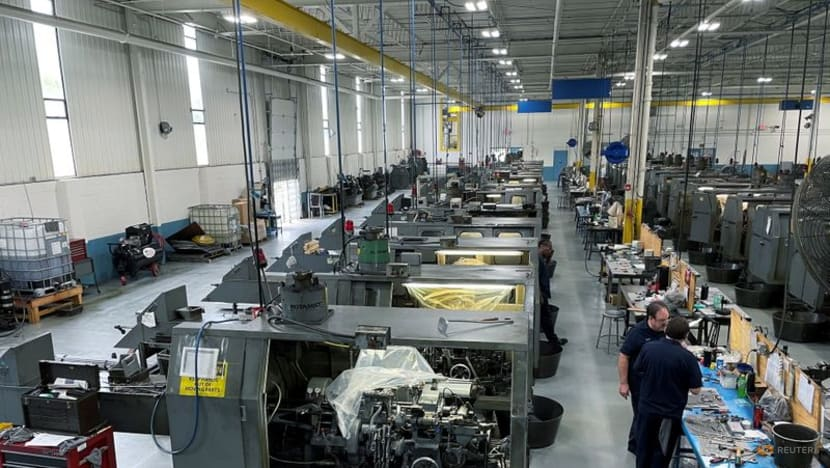 Rent-a-robot: Silicon Valley's new answer to the labour shortage in smaller US factories