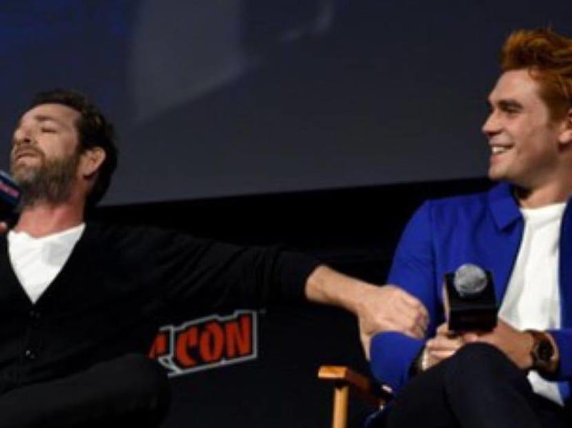 KJ Apa remembers screen dad Luke Perry: 'He would call my parents every week'