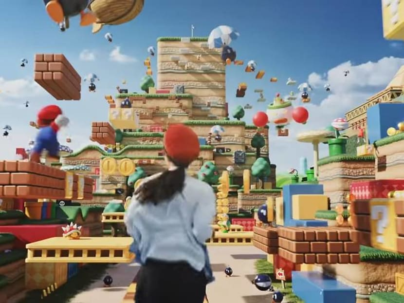 Nintendo life-size video game coming to Universal Studios Japan this year