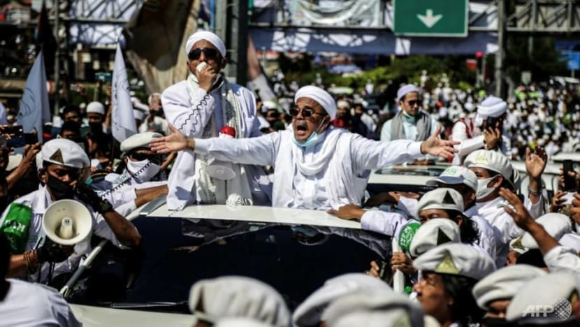 Indonesian police shoot dead 6 supporters of firebrand cleric
