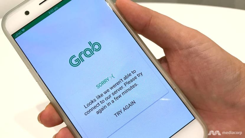 Grab app back online hours after service disruption