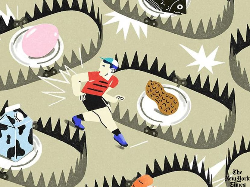 Things you may not know about food allergies and how to side-step them