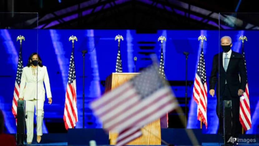 After the vote: A timeline of how a president takes power
