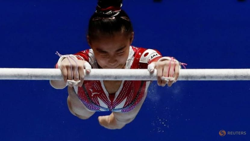 Gymnasts in Tokyo show how Olympics can pass coronavirus challenges