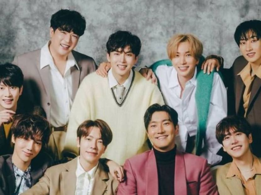 Super Junior signs with global talent agency for representation outside Asia