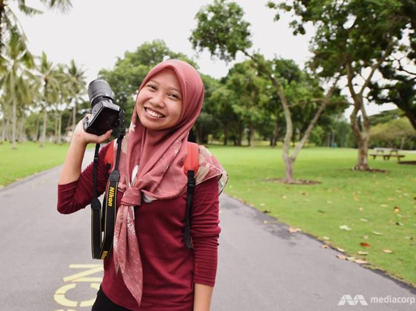 Meet an Indonesian domestic worker who has a photo exhibition lined up