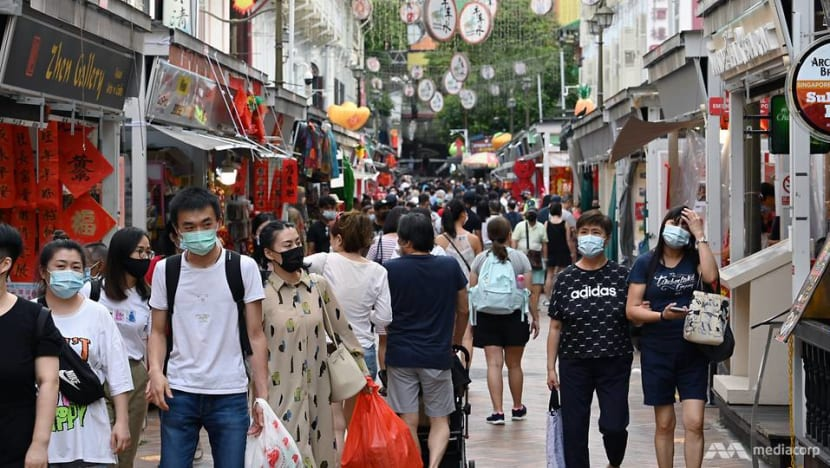 Singapore retail sales up 5.2% in February, boosted by Chinese New Year celebrations