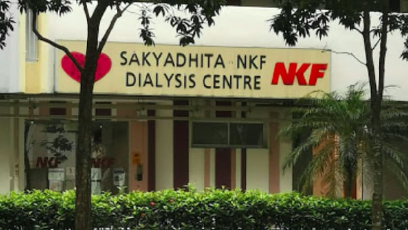 Affected NKF patients to undergo dialysis at MOH-designated centre, after emergence of new COVID-19 cluster