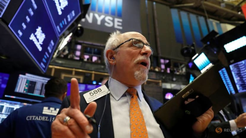 S&P 500 ends at record on hopes for US-China trade deal, Fed rate cut