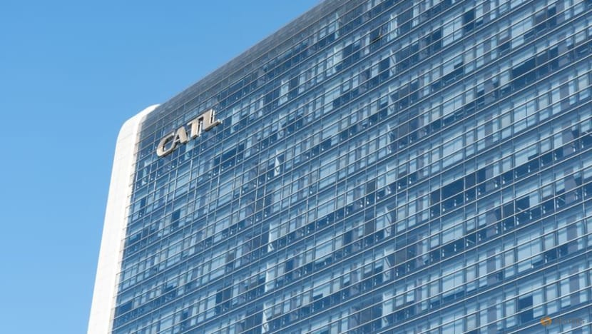 China's CATL looks to raise US$9 billion to expand lithium-ion battery production