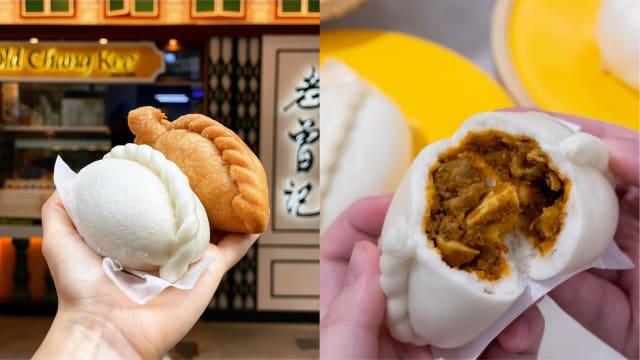 """吃得更健康!老曾记""""清蒸版""""咖喱角登场"""
