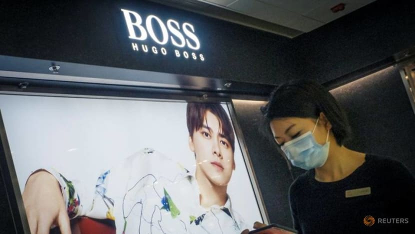 Hugo Boss expects recovery to continue through 2021