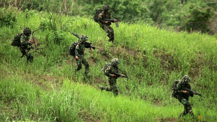 Indonesian army ends 'virginity tests' on female cadets