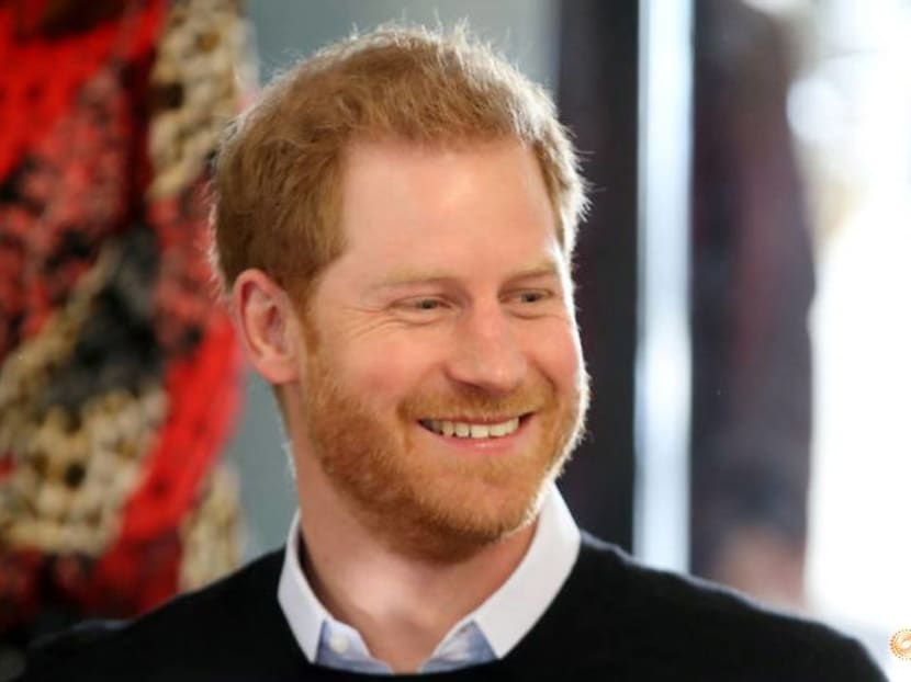 Prince Harry says he rarely takes private jets, offsets carbon dioxide when he does
