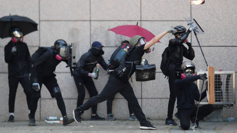 Hong Kong protests: 1,100 people arrested in a day, 3,900 petrol bombs found at university