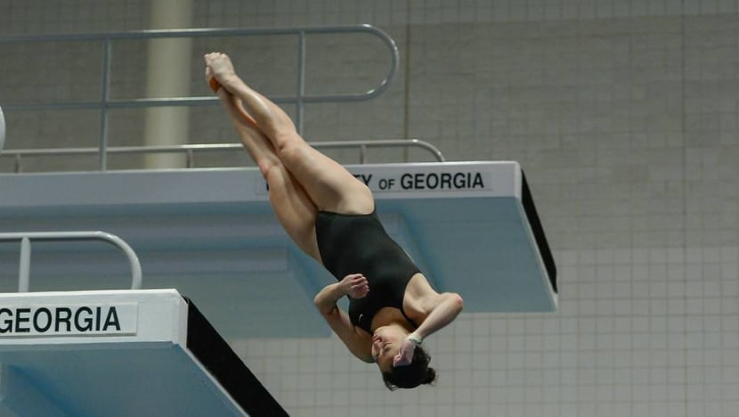 Freida Lim qualifies for Olympics, becomes Singapore's first female diver at Games