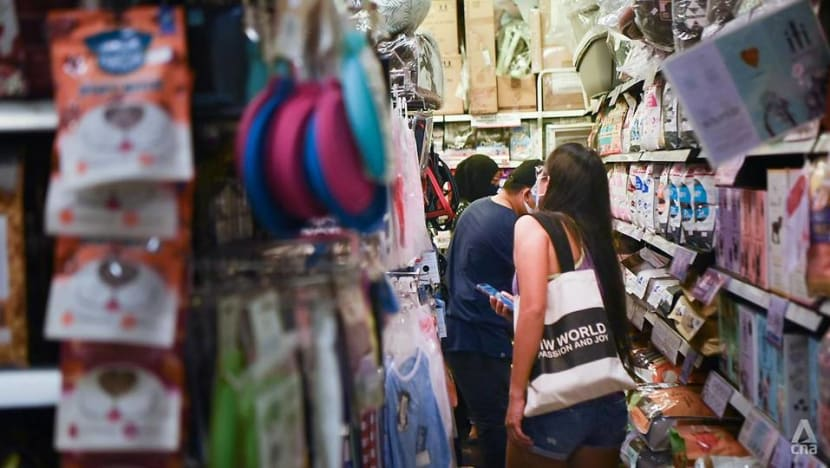 Singapore retail sales surge 54% in April after store closures during last year's circuit breaker period