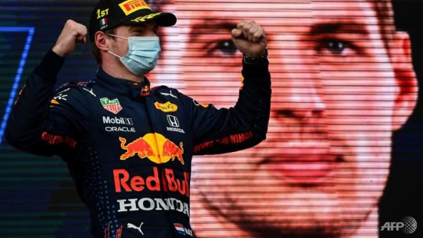 F1: Verstappen fastest in final Portuguese practice