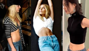 Fashion trend alert: Are you ready to ditch your 'mom jeans' for low-rise denim?