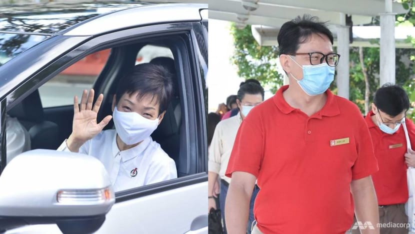 GE2020:  PAP's Grace Fu faces challenge from SDP newcomer Robin Low in Yuhua SMC