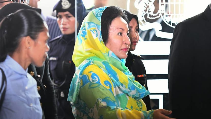 Malaysia charges Rosmah Mansor with receiving bribes of US$45 million