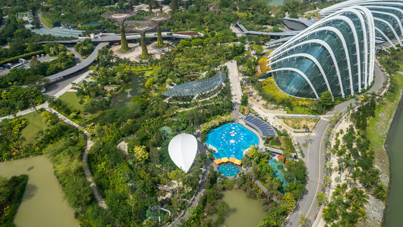 With temperatures rising, how can Singapore shape its future developments to keep cool?