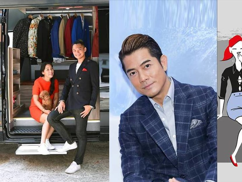 Aaron Kwok, high-tech tailors and 'cool' fashion: Top 10 style stories of 2019