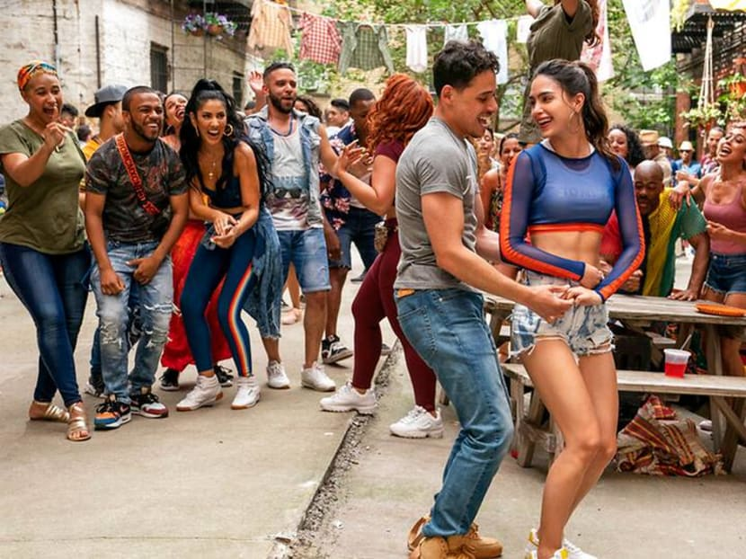 A low note: In The Heights musical disappoints at US box office