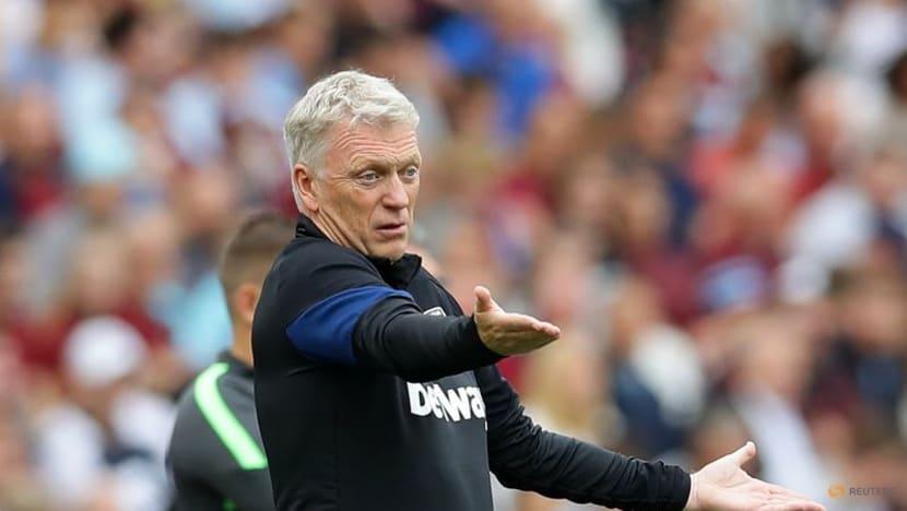 Football: London Stadium pitch below Premier League standard, says Moyes