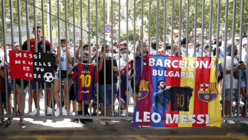 Football: From bars to bouncy castles, Messi enjoyed relaxed life in Barcelona