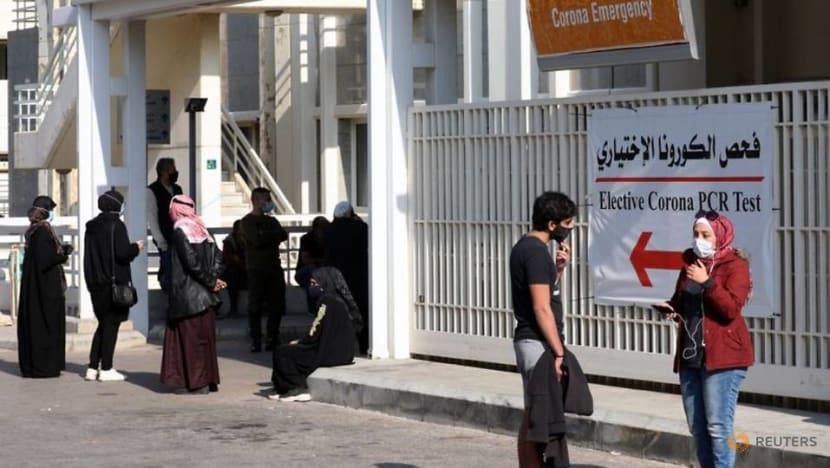 Lebanon orders three-week lockdown to fight COVID-19 spread