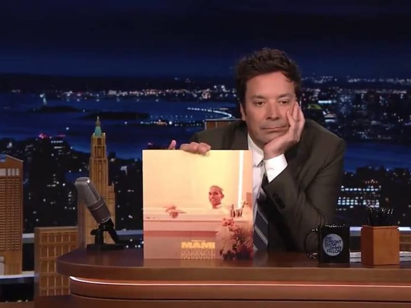 Oh Mami! Singaporean rapper Yung Raja gets featured on Jimmy Fallon's talk show
