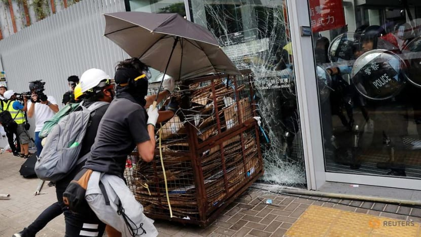 Hong Kong protests in pictures: 6 months of anger, tear gas and clashes