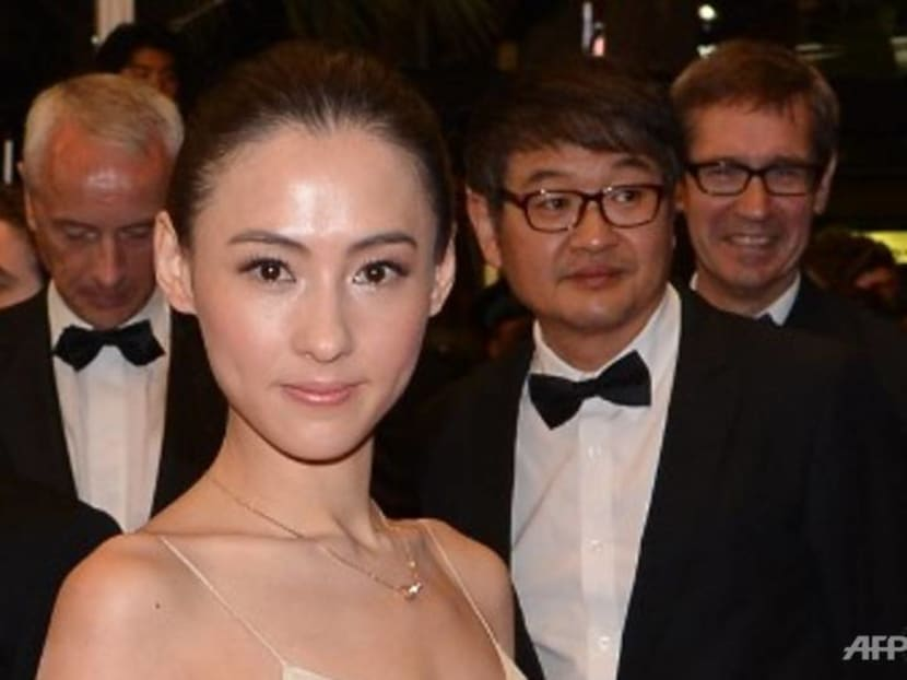 Cecilia Cheung is 'very happy' when she reads comments calling her old or out of date