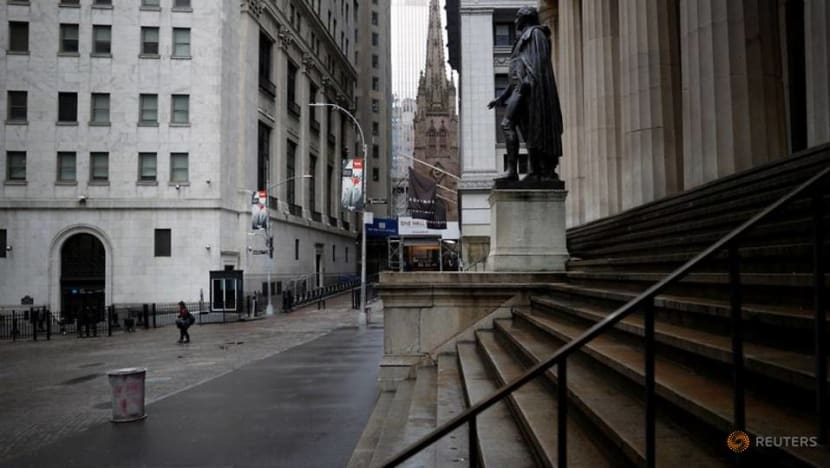 US stocks end mixed as more states restart economic activity