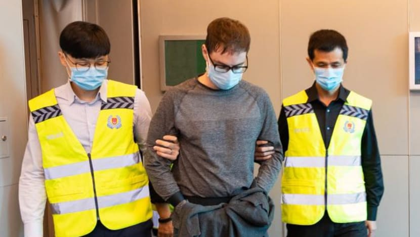 StanChart robbery: David Roach charged in Singapore almost 4 years after alleged offences