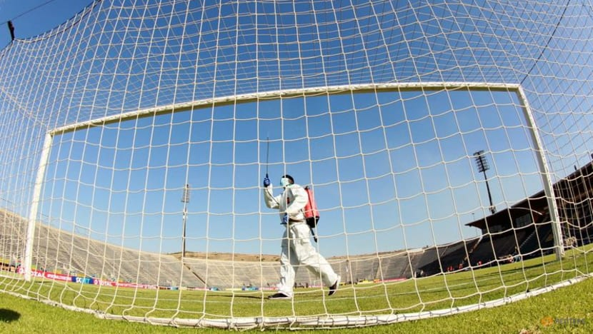 Soccer-African countries to host World Cup ties at neutral venues after stadium bans