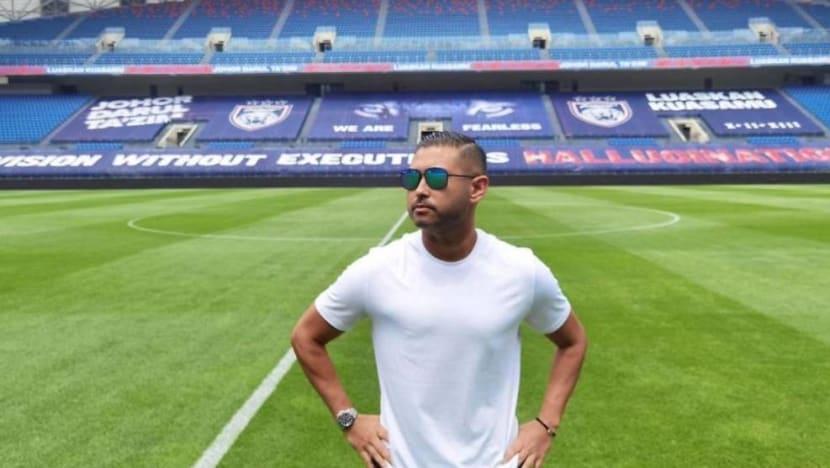 Football: Johor's U-21 team looking to play in Singapore Premier League, says Johor crown prince