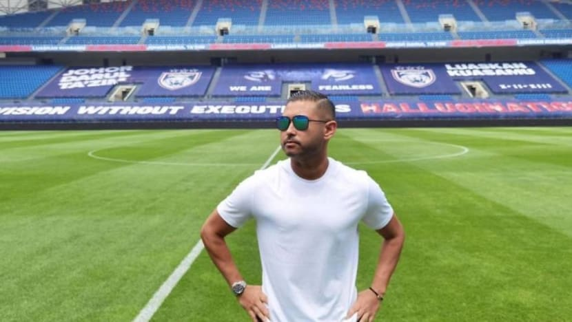 Football: Johor crown prince signals interest in buying Peter Lim's Valencia